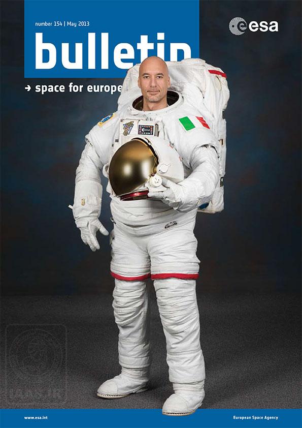بولتن سازمان فضایی اروپا شماره 154