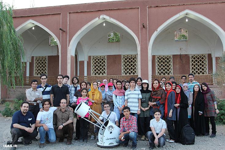 گشت رصدی روستای تاريخی ابیانه - 24-05-1392