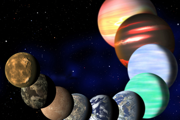 کشف سیاره «انیشتین»