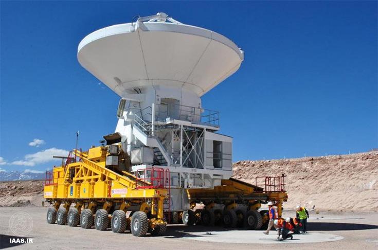بزرگترین پروژه نجومی جهان