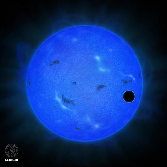 کشف سیارهای با جوی مملو از آب!