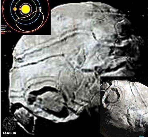 قمر Cruithne دومین قمر زمین