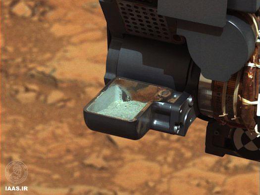 مریخ، روزگارانی میتوانسته میزبان حیات بوده باشد