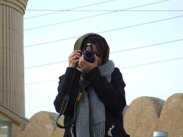 پس از یک شب رصدی و شکار اجرام با دوربینهای عکاسی، عکاسان گروه به شکار یکدیگر پرداخته اند!
