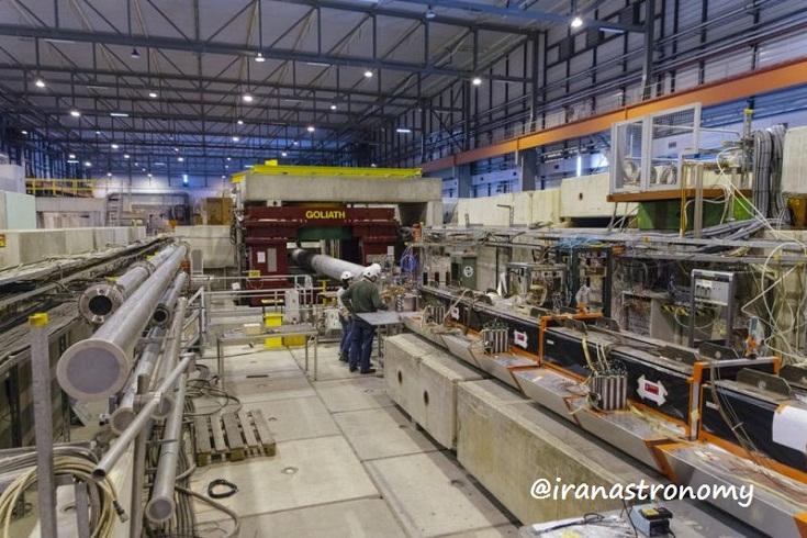 آزمایشات در CERN ، سعی دارند تا روی ماده تاریک به نقطه صفر برسند، اما تا کنون هیچ شانسی نداشته اند. این تصویر از طریق CERNارسال شده است.