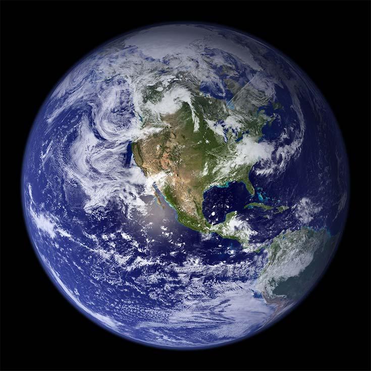 چه قدر از عمر زمین باقی است؟