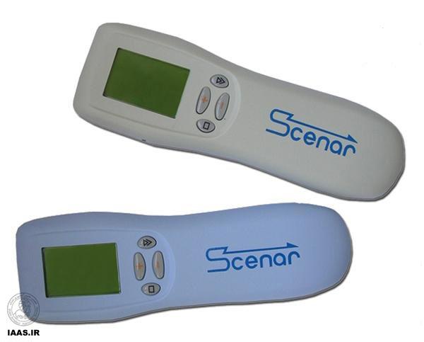 ارسال سیگنالهای الکتریکی متوسط به مغز توسط دستگاه دستی Scenar