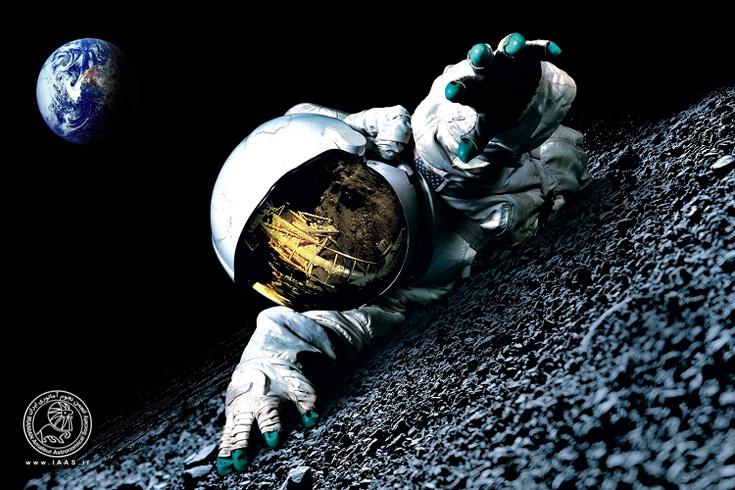 اگر فضانوردی در فضا بمیرد!؟