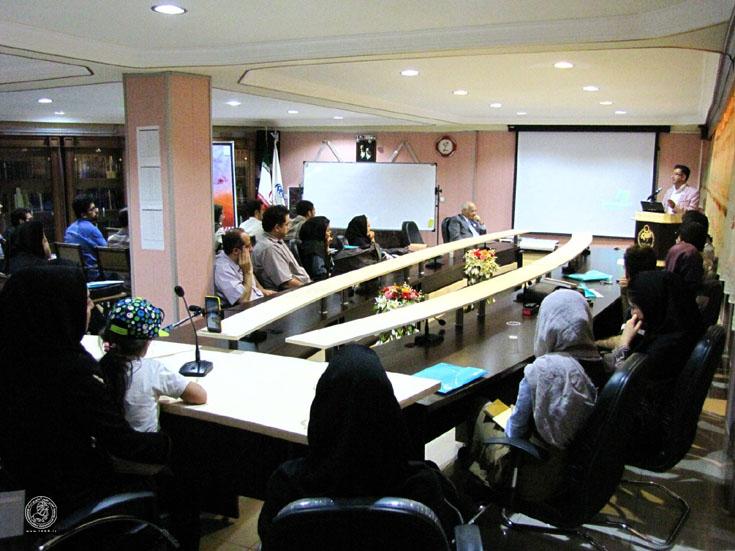 افتتاحیه دهمین دوره آموزش نجوم، مرکز نجوم و اختر فیزیک مراغه