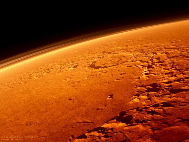 حقایق جالب درباره سیاره سرخ