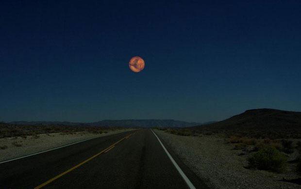 اگر بهرام جایگزین ماه شود