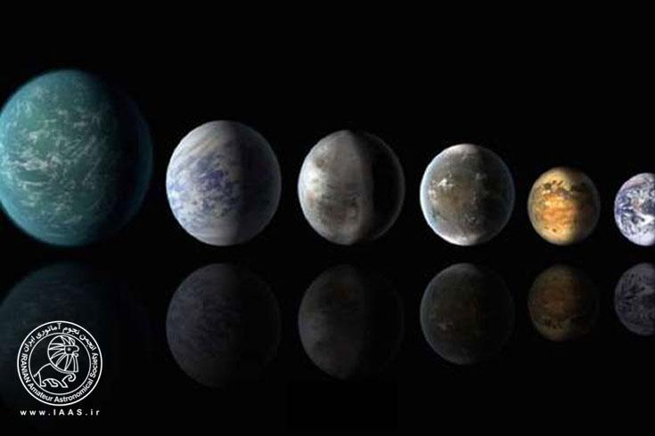 ۶ سیاره در کهکشان راه شیری که بیشترین شباهت را به زمین دارند!
