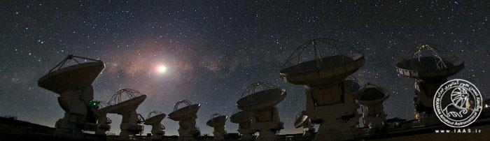 سالها است آرایههای SETI آسمان را در نظر گرفتهاند