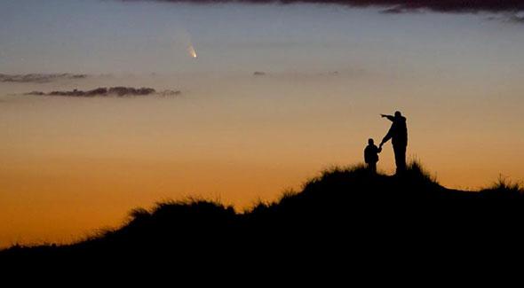 دنباله دار پن استارز