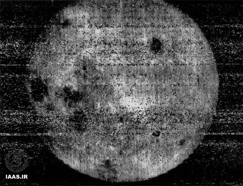 اولین عکس برداری از سطح پنهان ماه