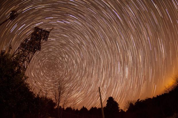 رد ستارگان دور قطبی