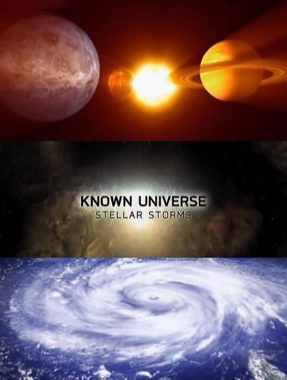 Known Universe› Stellar Storms