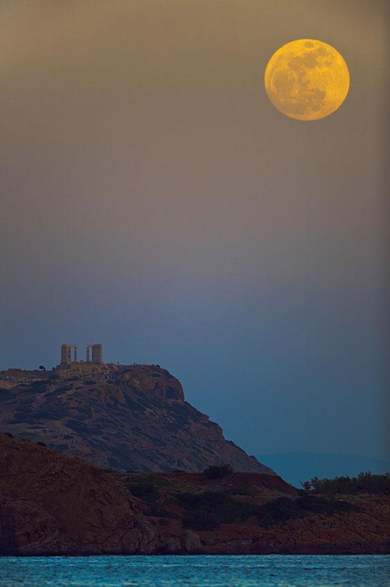 ماه کامل حضیضی