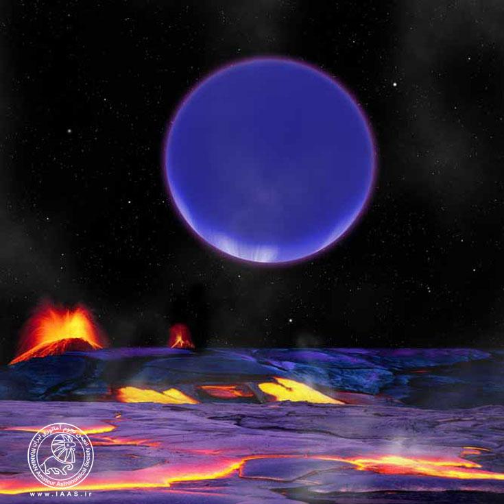 چگونگی انتقال حیات از یک فراسیاره به سیاره مجاور